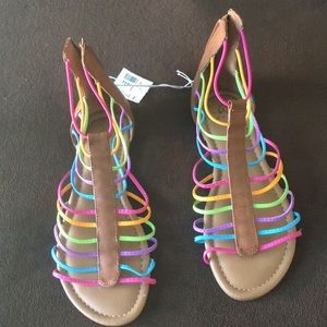 childrens place sandals